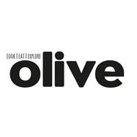 Olive magazine logo - featuring Chalk & Moss (www.chalkandmoss.com)