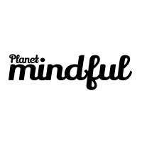 Planet Mindful logo - featuring Chalk & Moss (www.chalkandmoss.com)
