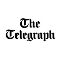 The Telegraph logo - featuring Chalk & Moss (www.chalkandmoss.com)