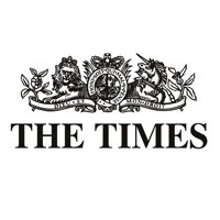 The Times logo - featuring Chalk & Moss (www.chalkandmoss.com)