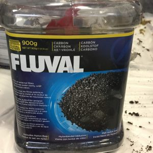 The charcoal helps regulate the soil