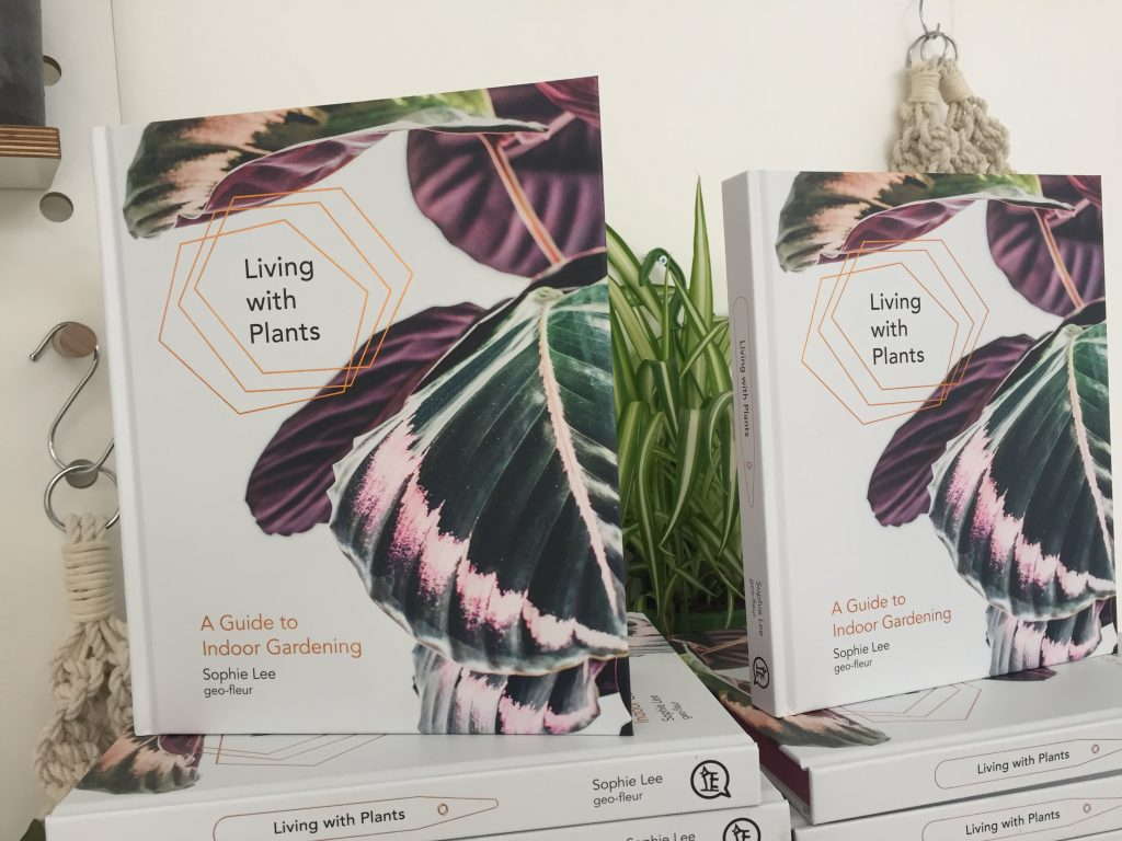 House & Garden fair has lots of tips for budding and experienced gardeners. This book gives lots of tips for creating your own hangers and more.