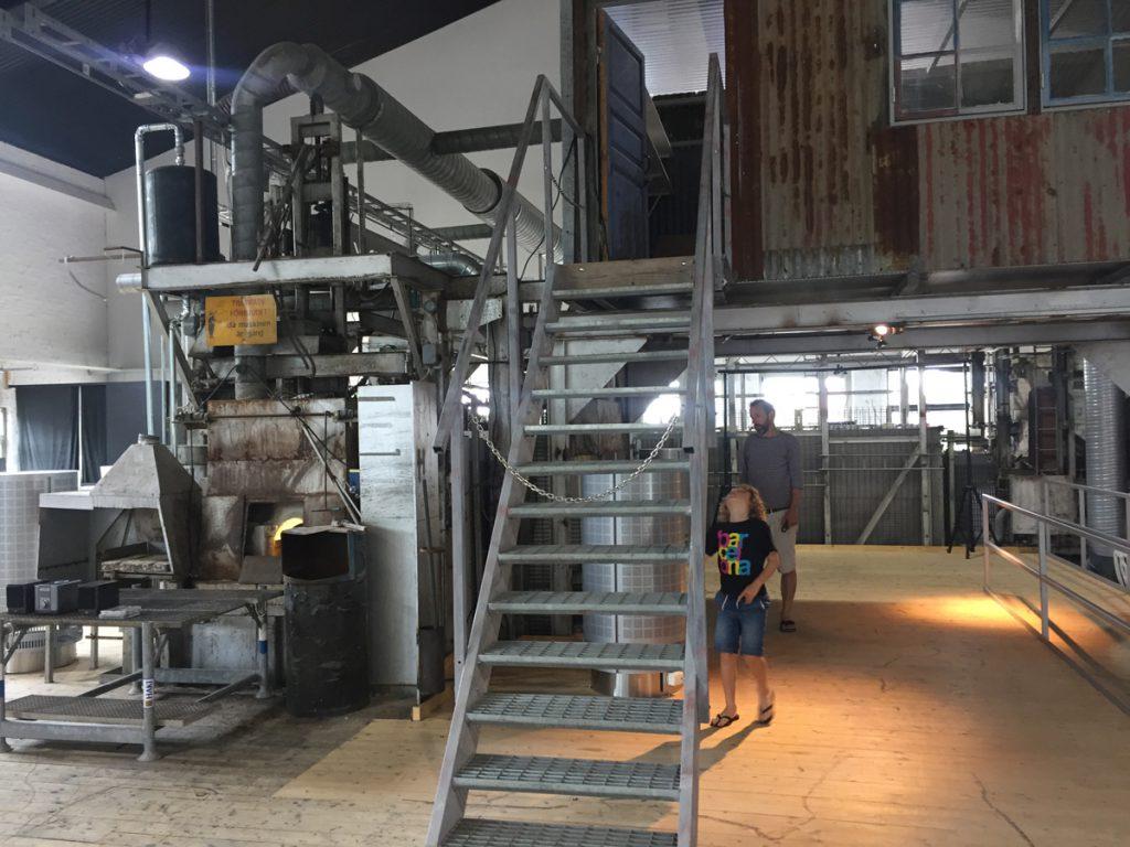 Boda glassblowing factory, Sweden