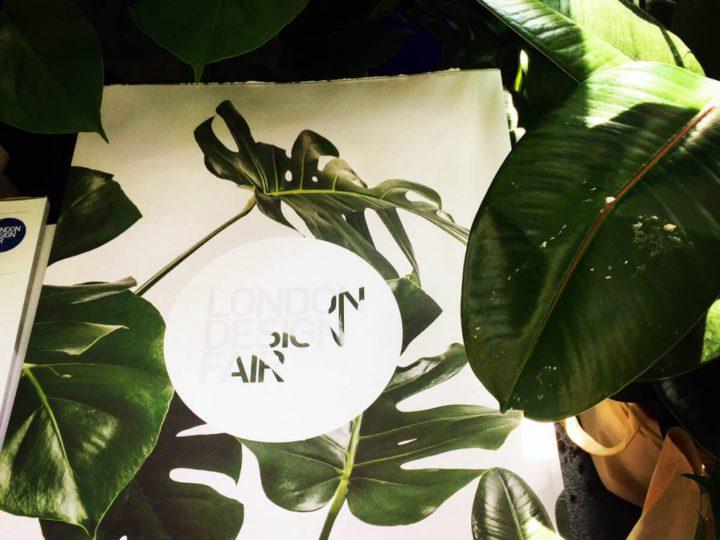 London Design Festival Trends: 21 Botanical Designs