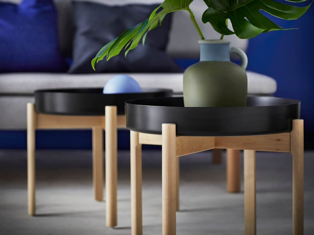 IKEA HAY collection 2017. YPPERLIG coffee table