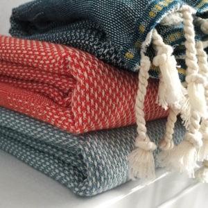Turkish hammam towels throws peshtemals