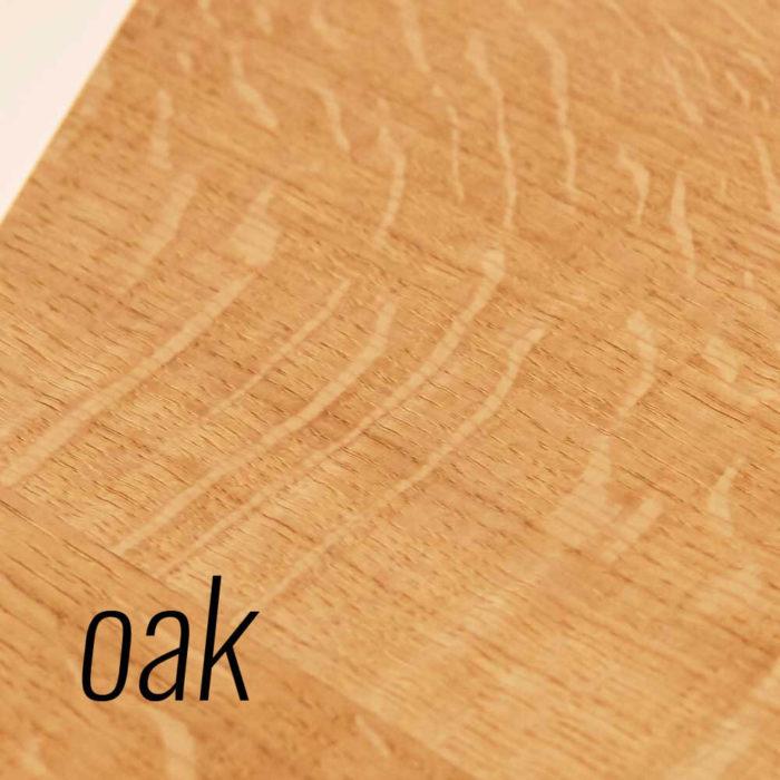 Oak MIMA shelving system by John Eadon