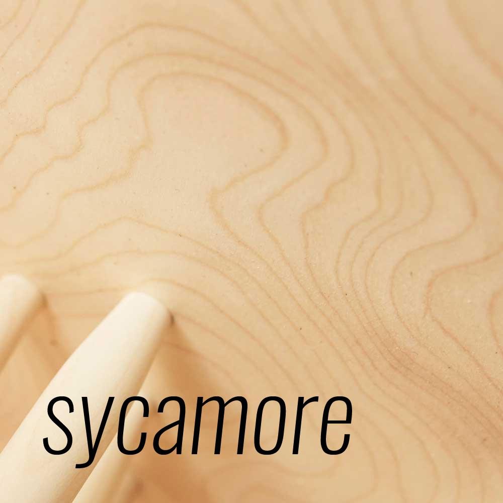 Sycamore MIMA shelving system by John Eadon