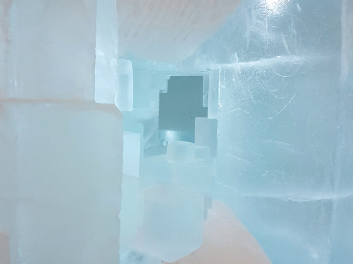 ICEHOTEL Sweden 2018: The Final Build Phase