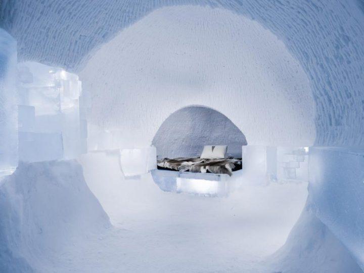 Ice Hotel Room Scheme in Full – A Rich Seam