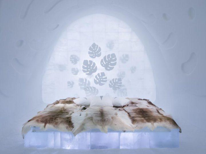 ICEHOTEL in Swedish Lapland now open for 2017-18 Season!
