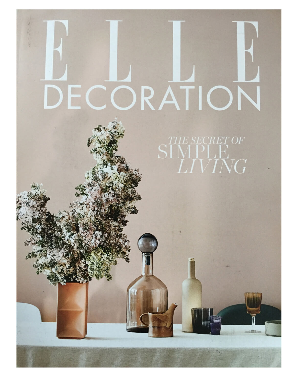 Chalk & Moss has been featured as one of the UK's best homeware websites (May 2018 issue, out in shops 5 April). Turn to page 63 for the Chalk & Moss writeup.