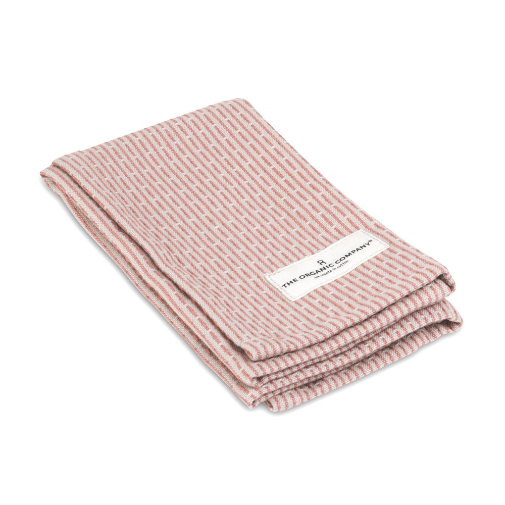 This is the newest colour of the popular Kitchen & Wash cloth by The Organic Company. A perfectly versatile and washable cloth, ideal for use both as a plastic free kitchen cloth and as a face cloth in the bathroom.