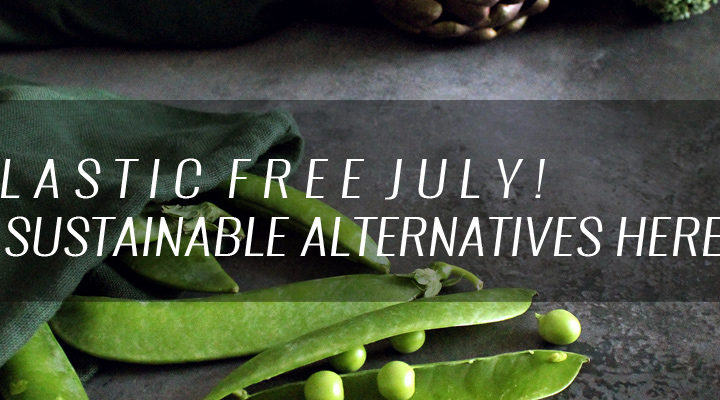 How's Plastic Free July Going? Your Tips & Product Guide is Here