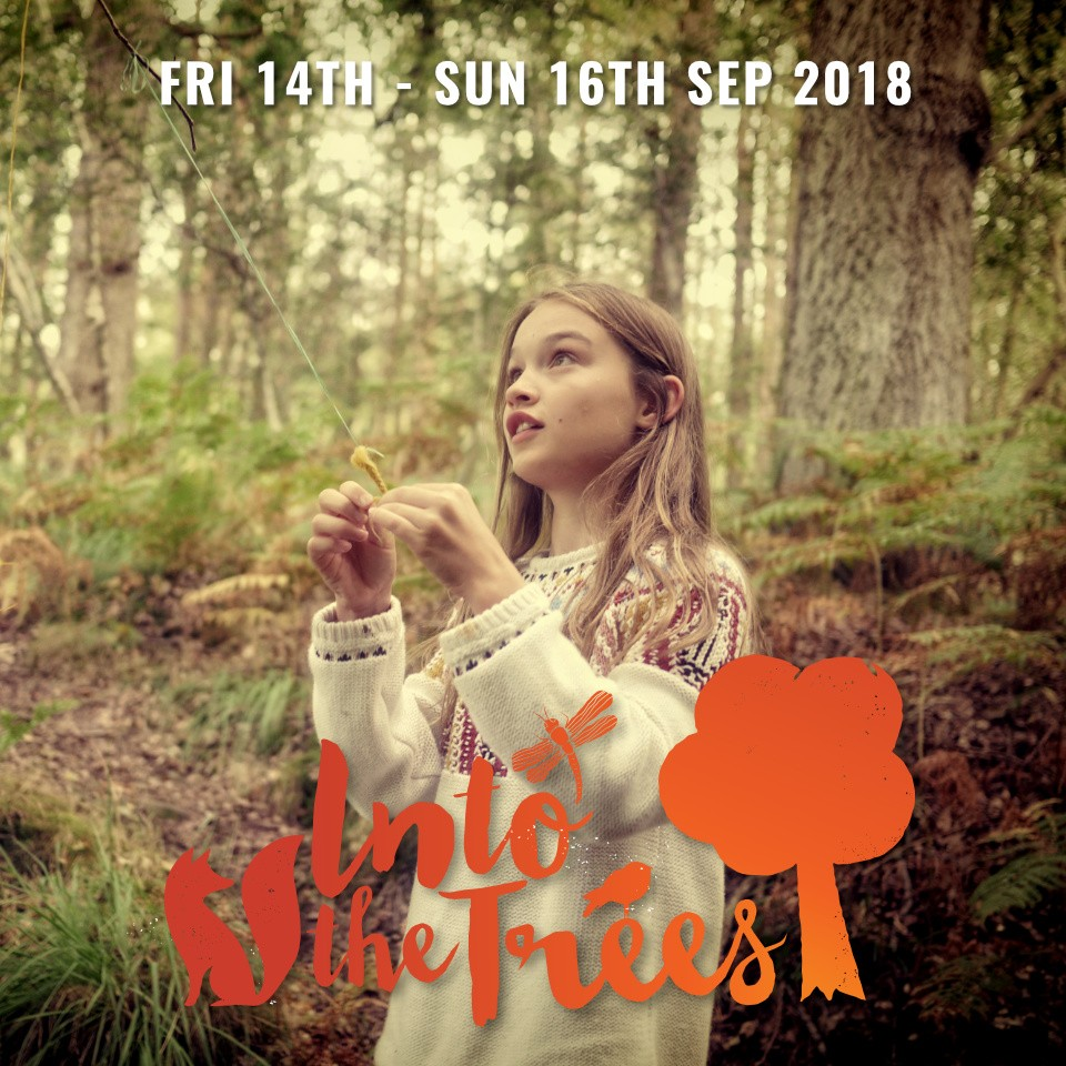 Family Festival 2018: Into The Trees has crafts and sports for children of all ages, surrounded by beautiful ancient Sussex woodland.