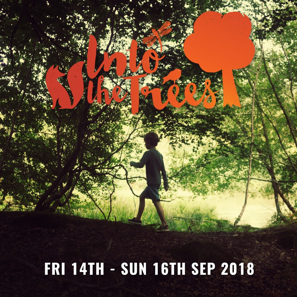 Family festival 2018: Into the Trees, full of crafts and activities for young and old.