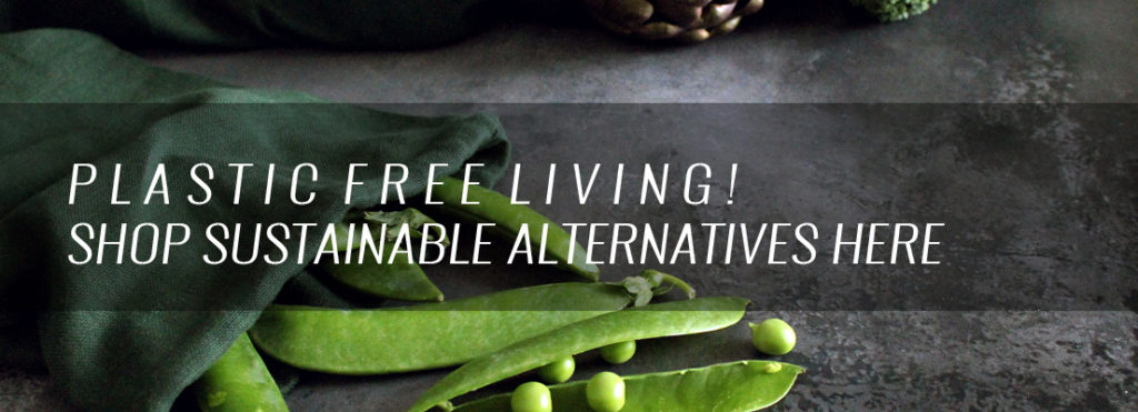 Household products for plastic free living on Chalk & Moss