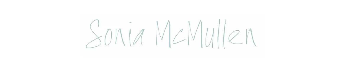 Sonia McMullen artist on Chalk & Moss (brand banner image)